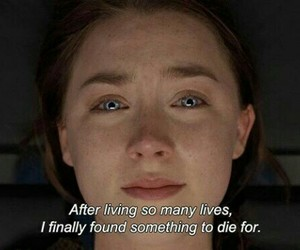 the host, movie, and Saoirse Ronan image