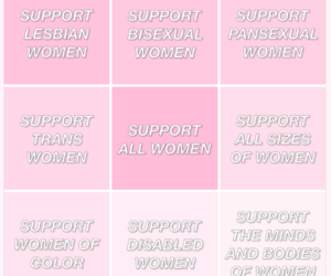 feminist, positive, and women image