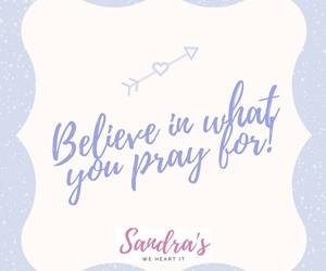 believe, Christ, and faith image