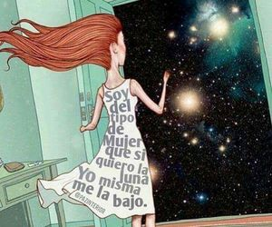 mujer and miluniversos image