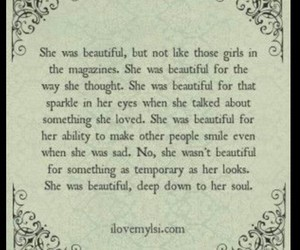 beautiful, quote, and beauty image
