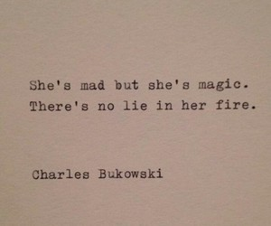 magic, quotes, and fire image