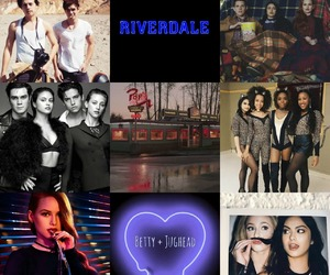 riverdale, betty cooper, and veronica lodge image