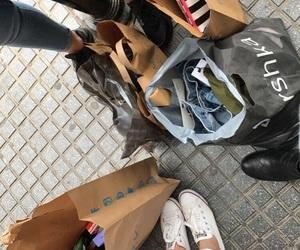 Malaga, shopping, and spain image