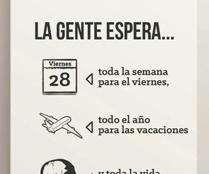 friday, frases, and vacation image