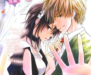 manga, anime, and kaichou wa maid sama image