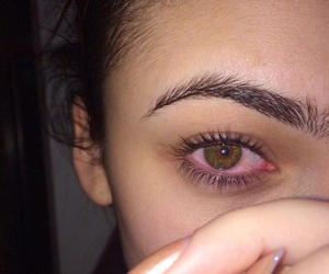 eyes, nails, and eyebrows image