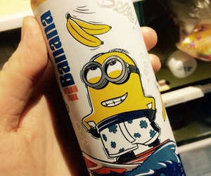 banana, minions, and sweet image