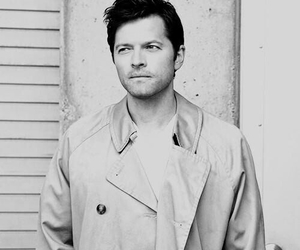 supernatural, angel, and castiel image