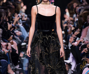dress, haute couture, and oscars image