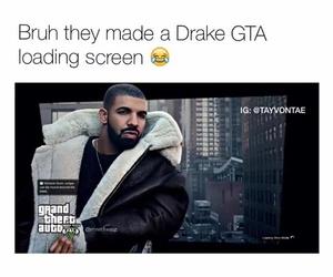 album, comedy, and Drake image