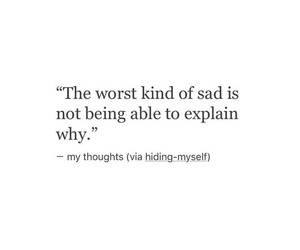 explain, feelings, and life image