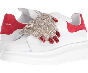 Alexander McQueen, nails, and shoes image