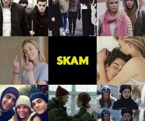 chris, skam, and teen image
