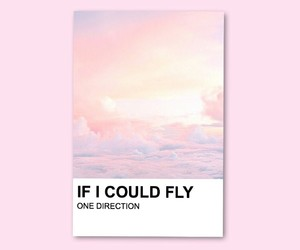 Lyrics, song, and if i could fly image