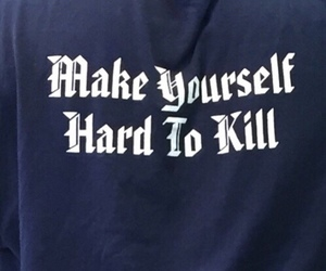 theme, kill, and quotes image