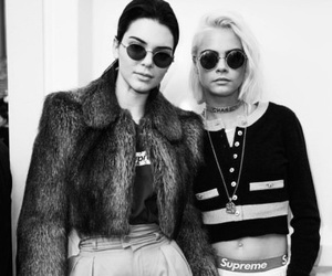 kendall jenner and cara delevigne image