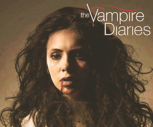elena, the vampire diaries, and Nina Dobrev image