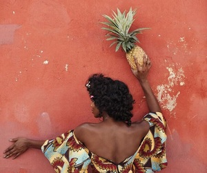 pineapple and melanin image