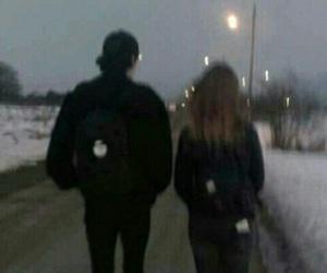 grunge, couple, and tumblr image