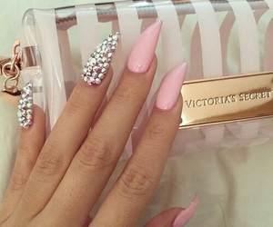 pink, glitter, and cute image