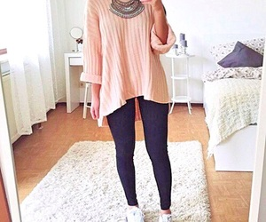 girl, outfit, and comfy image