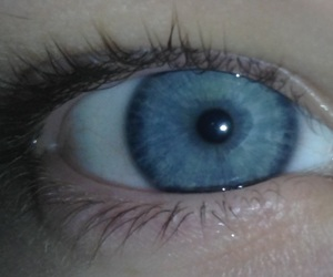 blue, tumblr, and beauty image