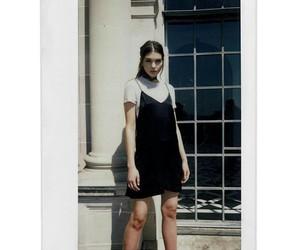alternative, black clothes, and black dress image