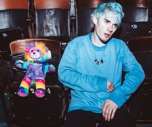 awsten knight, waterparks, and awstenknight image