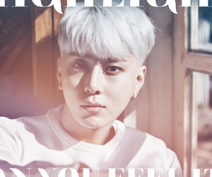 beast, junhyung, and highlight image