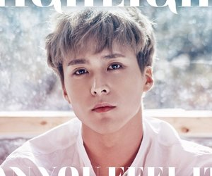 beast, dongwoon, and highlight image