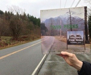Twin Peaks, grunge, and indie image