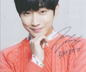 postcard, scan, and b1a4 image