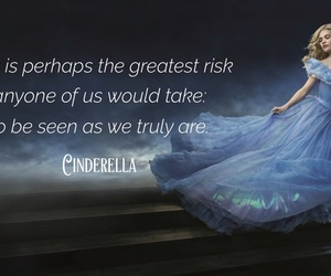 cinderella, courage, and disney image