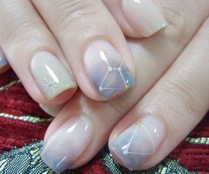 beauty, manicure, and nail image