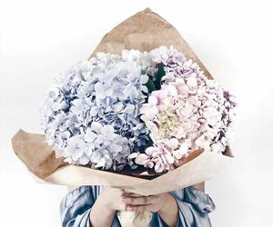 flowers, bouquet, and pastel image