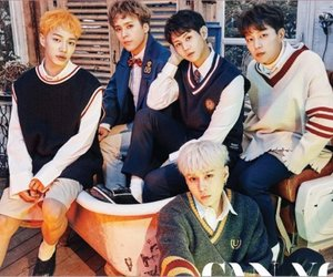 highlight, junhyung, and dongwoon image