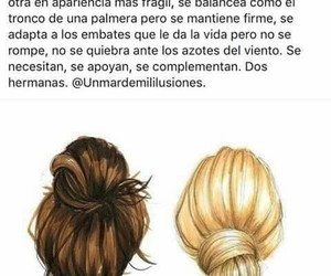 frases, quotes, and sisters image