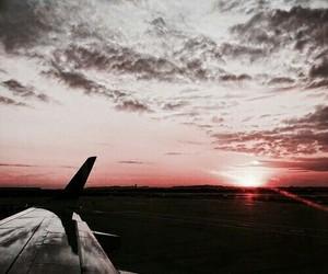 amazing, sunset, and beautiful image