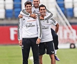 real madrid, alvaro arbeloa, and jese rodriguez image