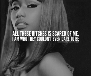 quote, text, and nicki image