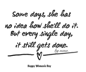 girls, nenas creation, and happy day image