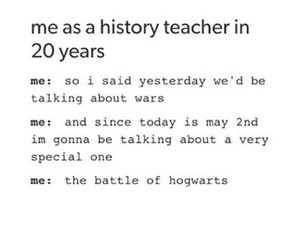 harry potter and history image