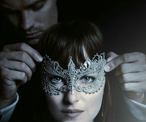 fifty shades darker, Jamie Dornan, and dakota johnson image