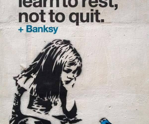 BANKSY and quotes image