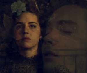 mary queen of scots, adelaide kane, and period drama image