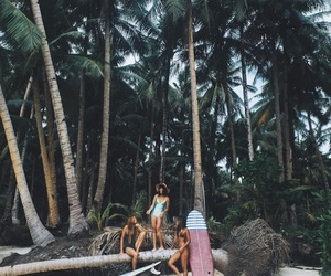 beach, cool, and fashion image