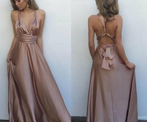dress, formal, and prom dress image