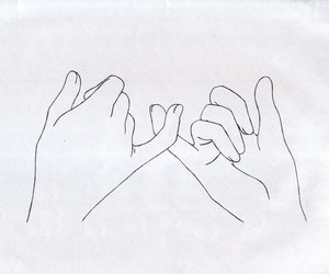 hands, minimalist, and simple image