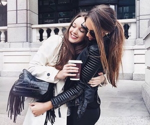 fashion, best friends, and bff image
